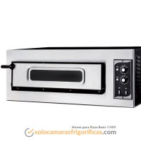 Horno de pizza +FRED - Basic 1/50V