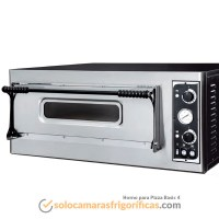 Horno de pizza +FRED - Basic 4